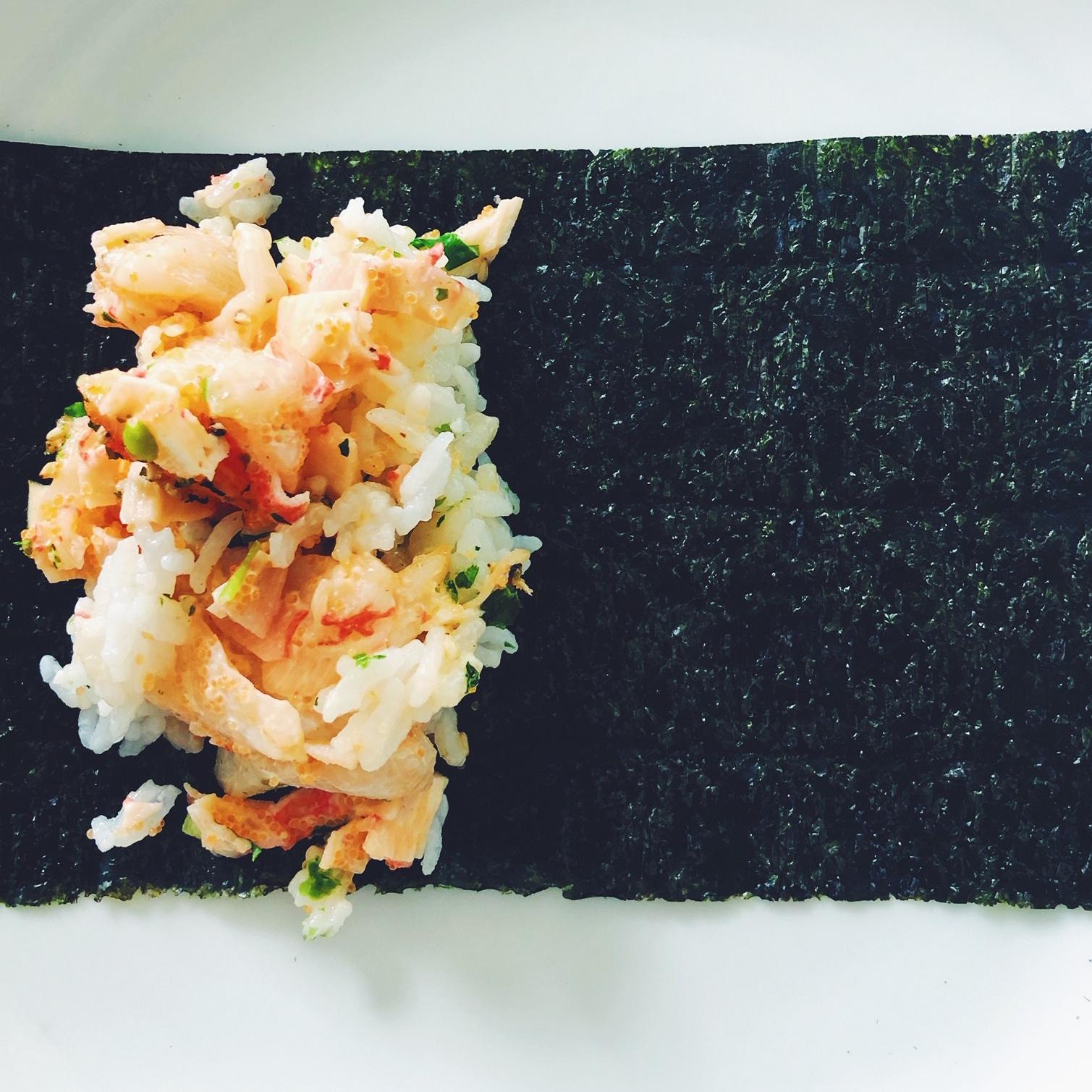 sushi-bake